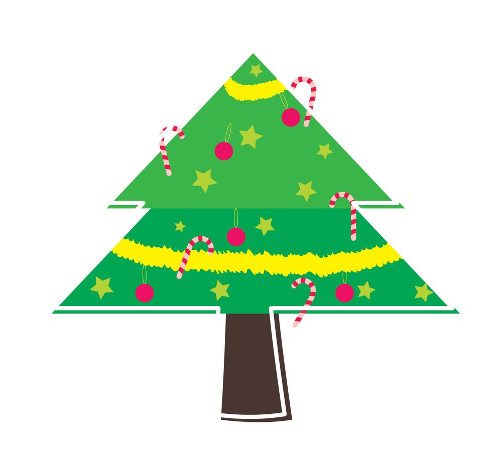 Decorative Xmas Tree