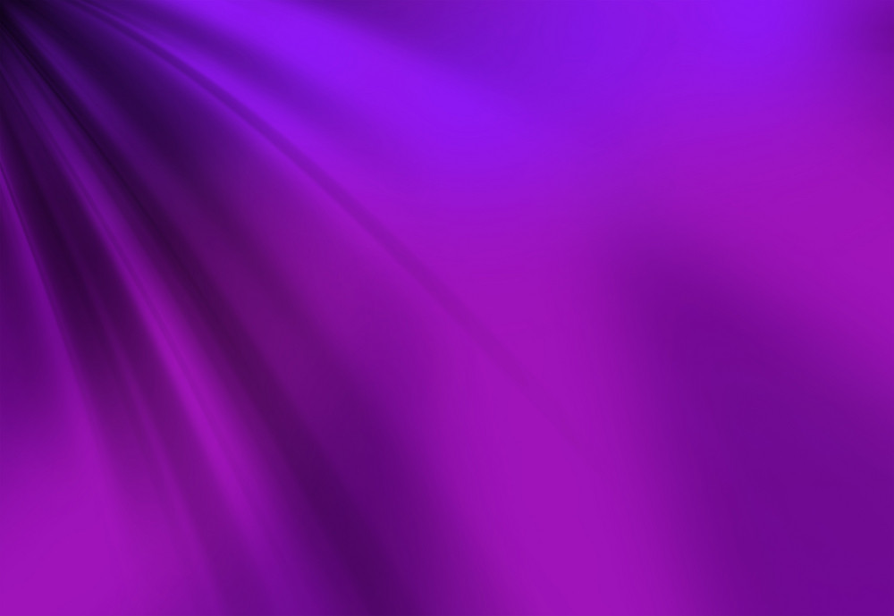 Deep Purple Wave Background