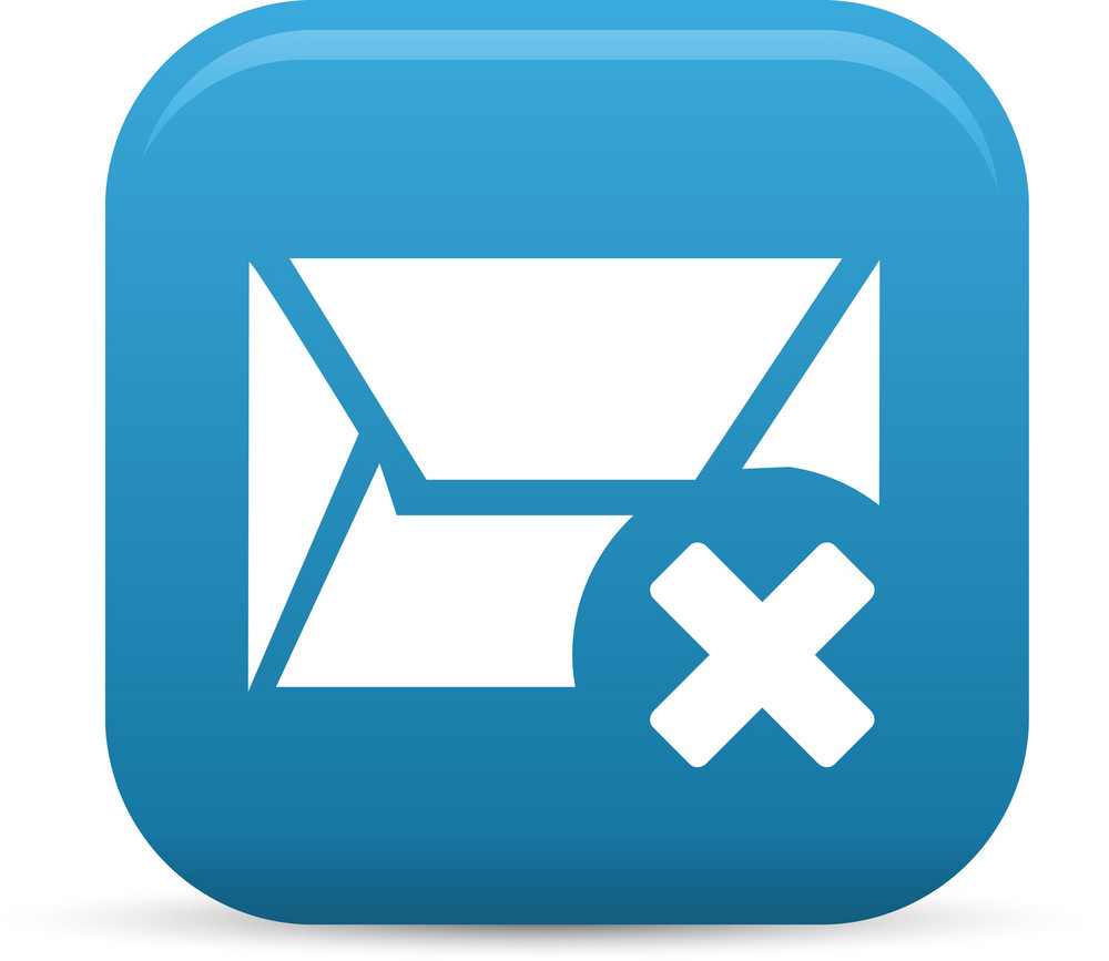 Delete Message Elements Lite Icon