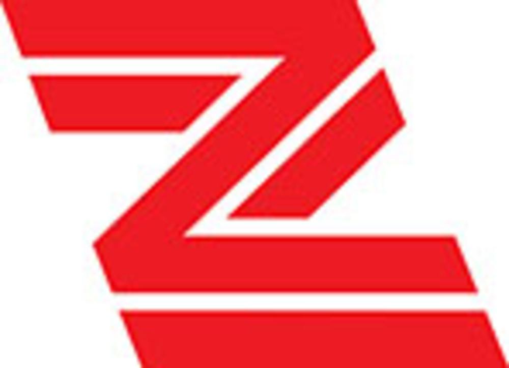 Design Element Of English Alphabet Z.