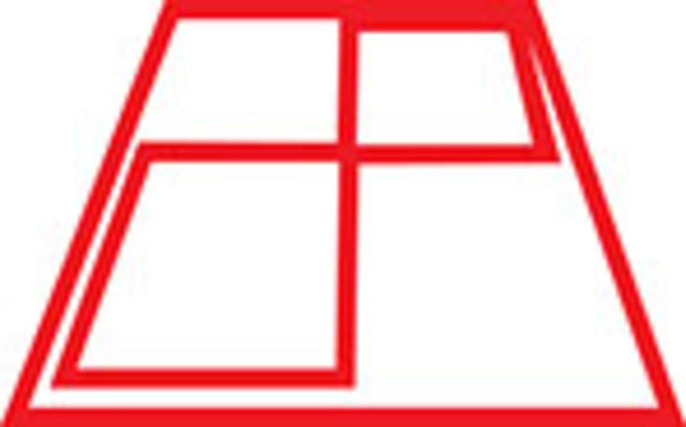 Design Element Of Floor Outline.