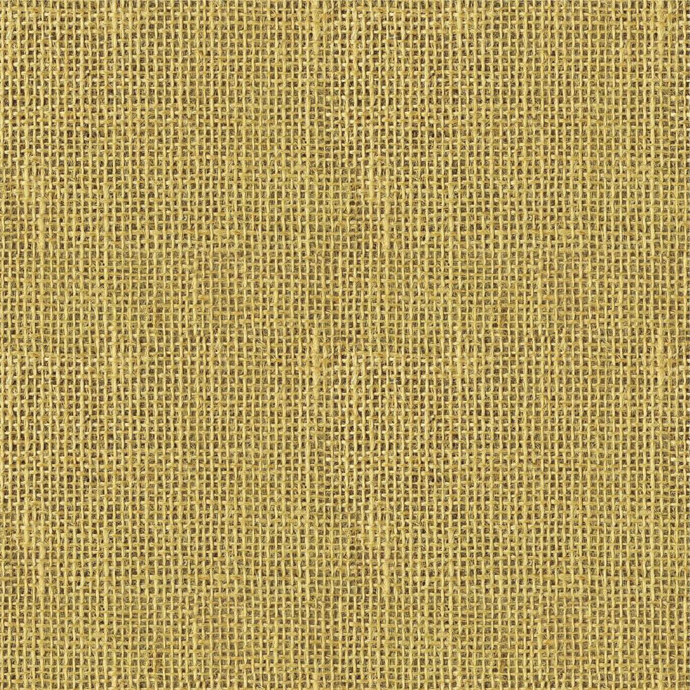 Design Texture Of Yellow Burlap