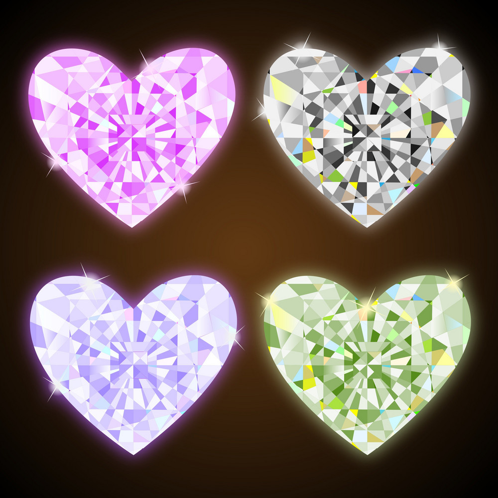 Diamond Hearts