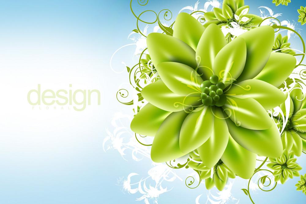 Digital Floral Design