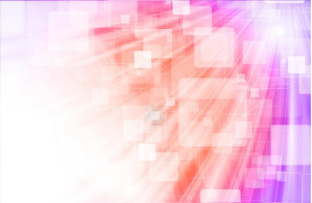 Digital Squares Vector