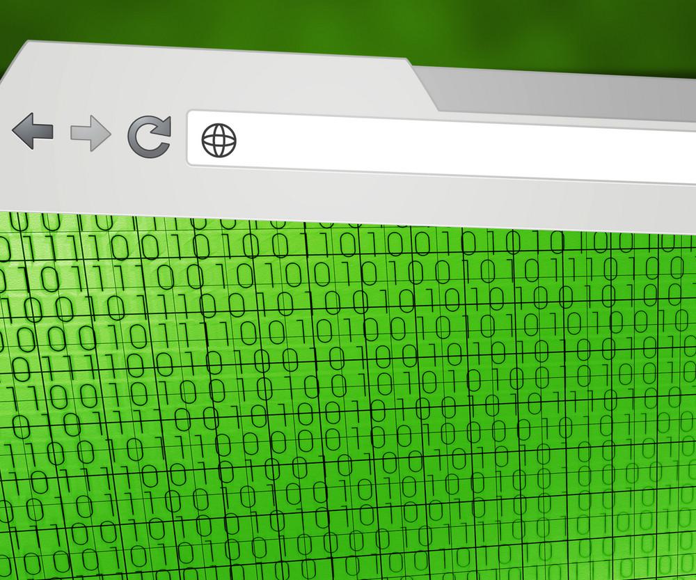 Digital Web Browser