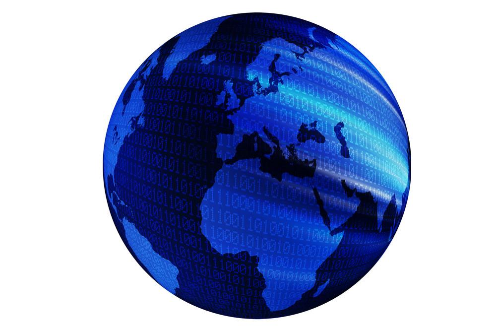 Digitally Created World