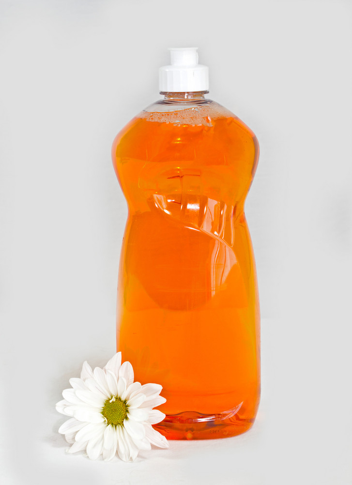 Dishshoap Liquid With Flower