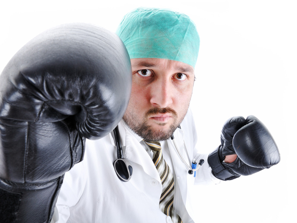 Doctor ready to fight cancer