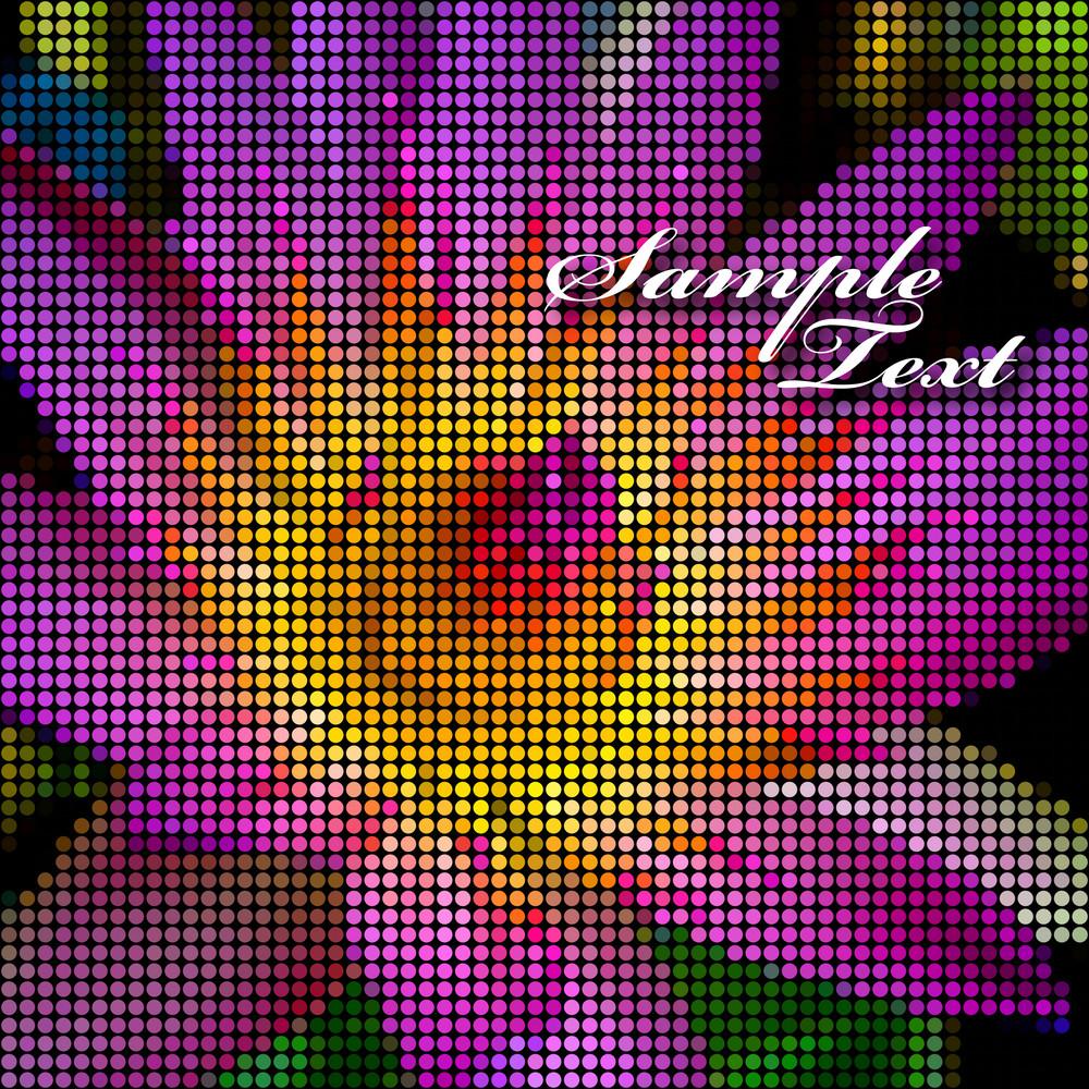 Dotted Lotus