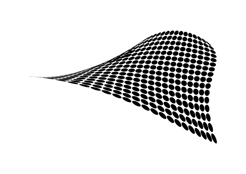 Dotted Wavy Paper