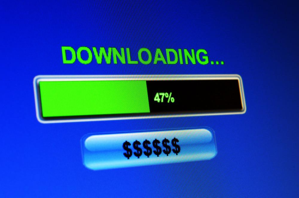 Downloading Dollars