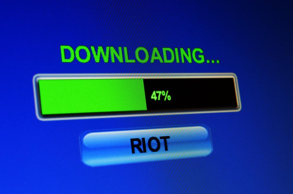 Downloading Riot