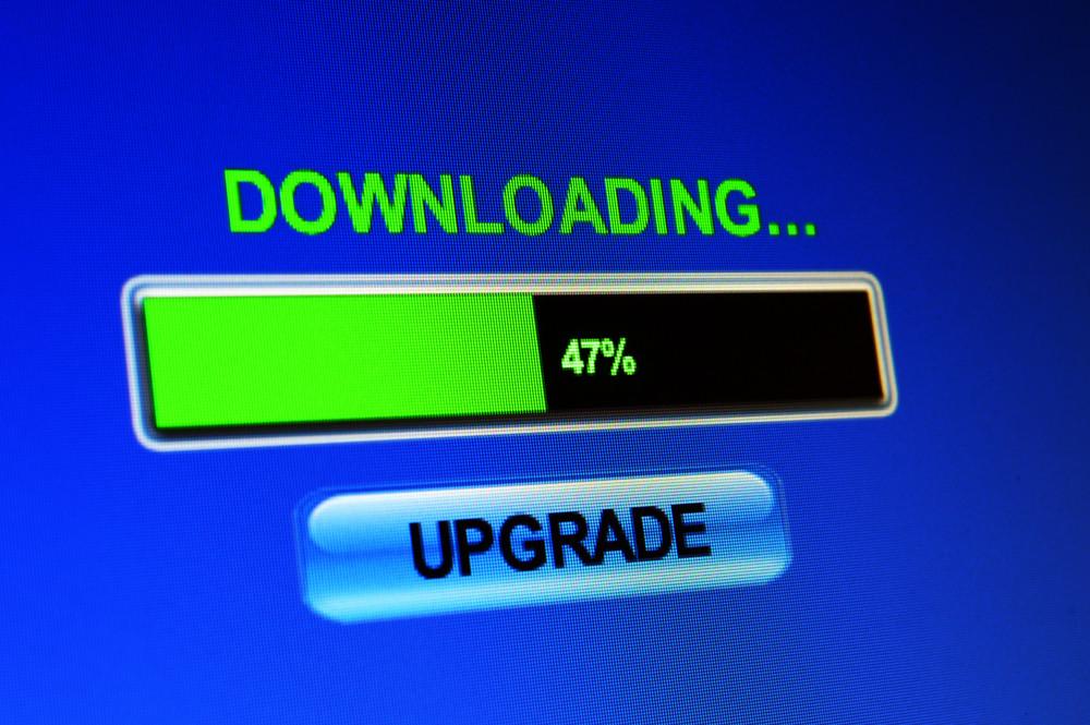 Downloading Upgrade