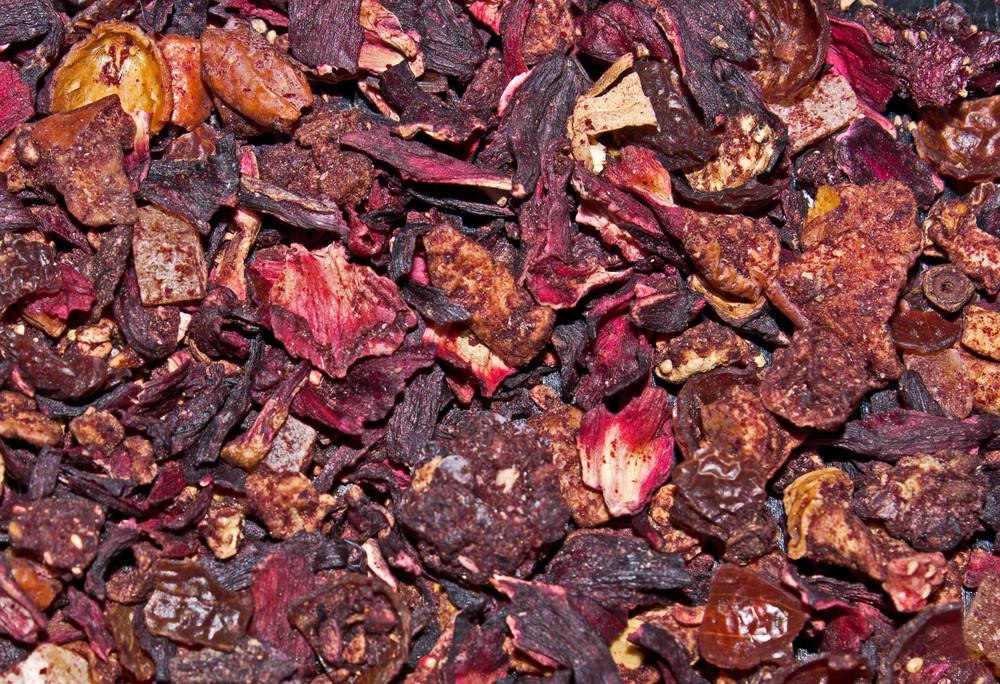 Dried Fruit Tea