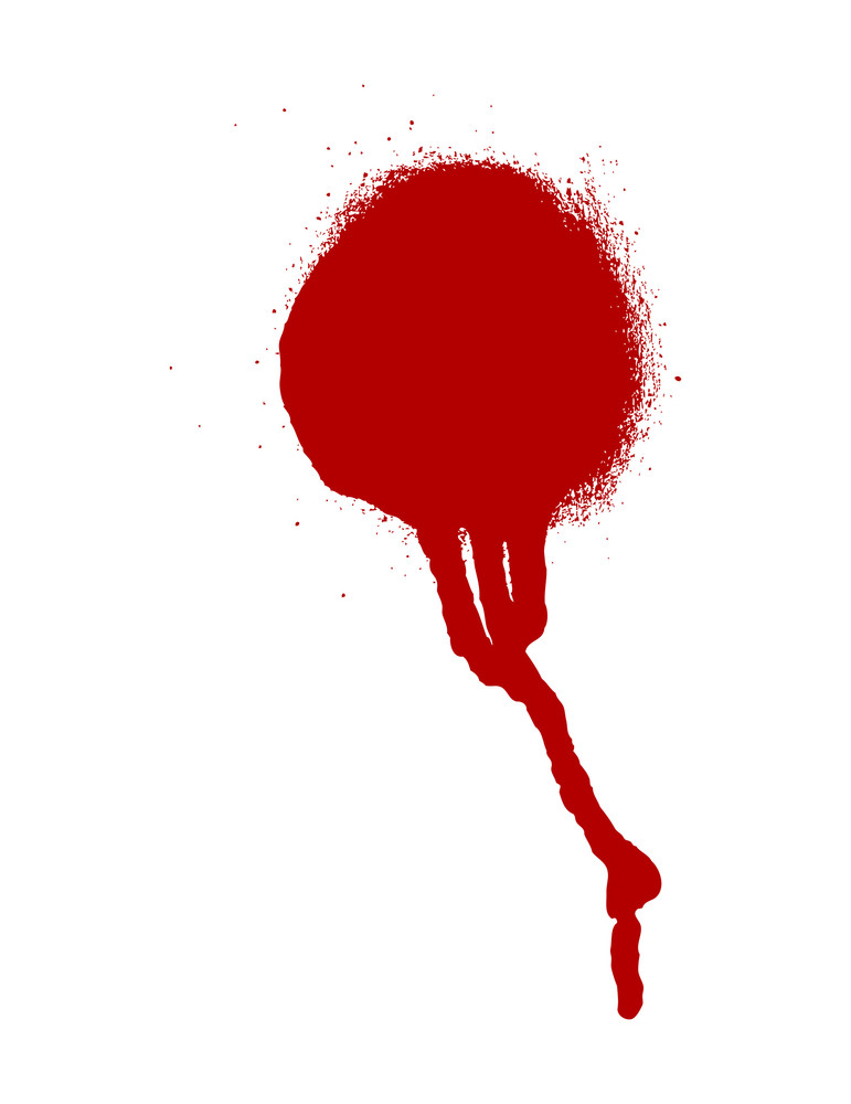 Dripping Paint