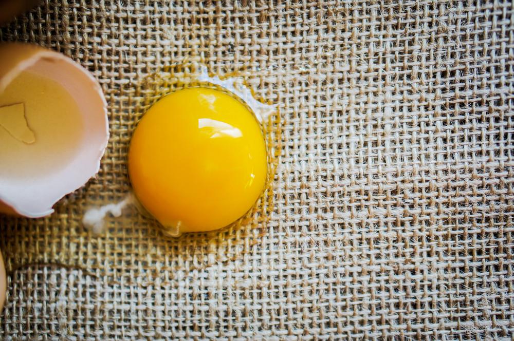 Farm Raised Brown Chicken Eggs