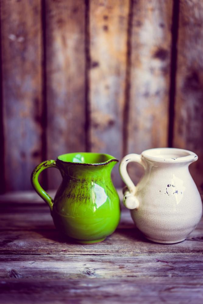 Rustic Vases