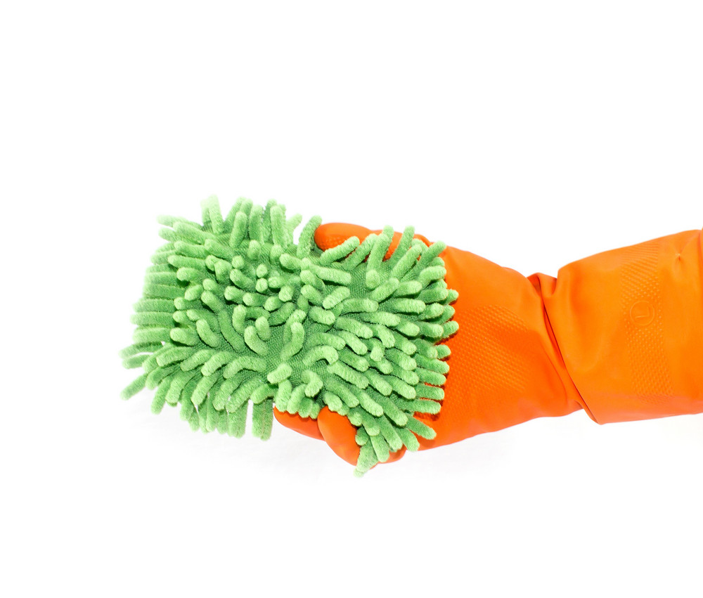Duster With Glove