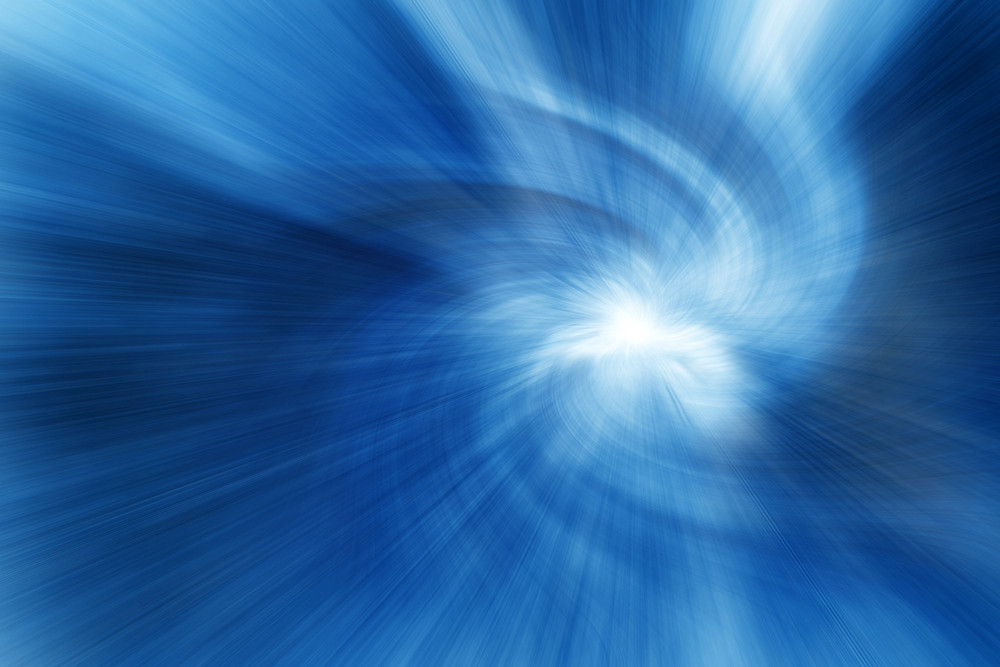 Dynamic Blue Background