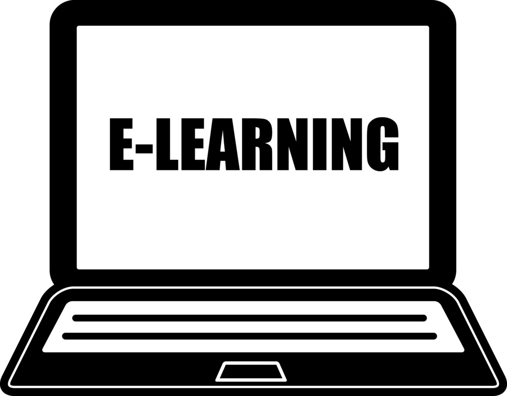E Learning Laptop Concept Royalty Free Stock Image Storyblocks