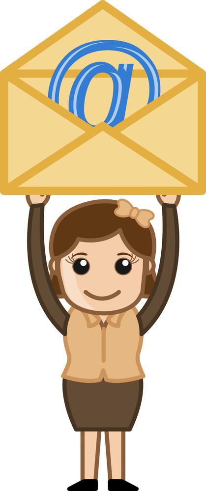 E-mail - Vector Illustration