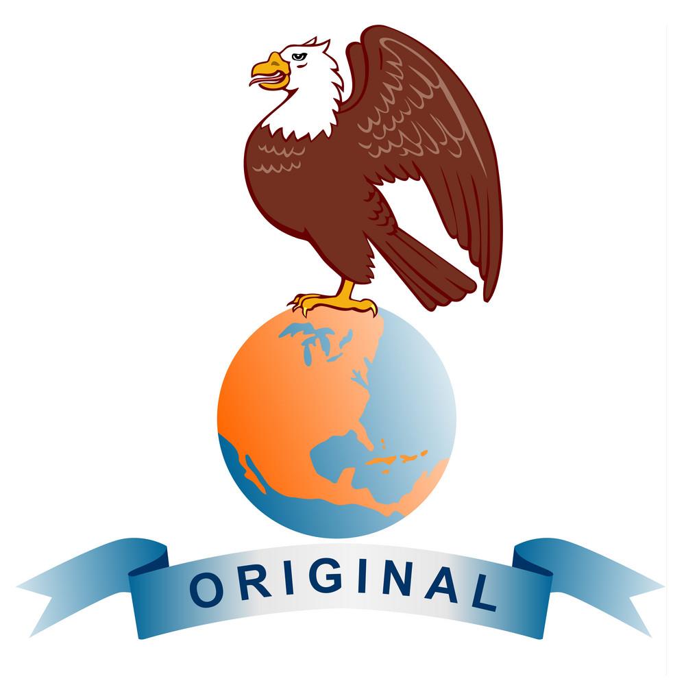 Eagle Globe Original