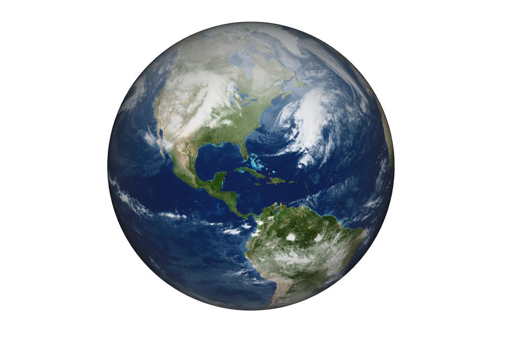 Earth Northern Hemisphere