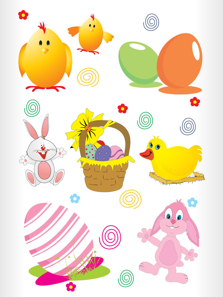 Easter Day Holiday Object