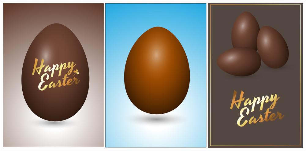 Easter Eggs Vectors