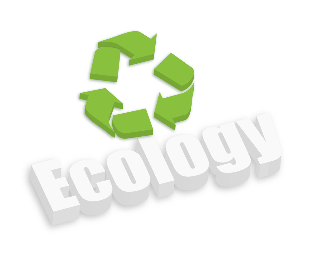 Ecology Icon Banner