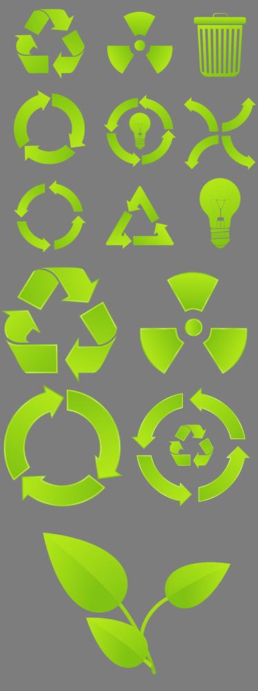 Ecology Nature Icons