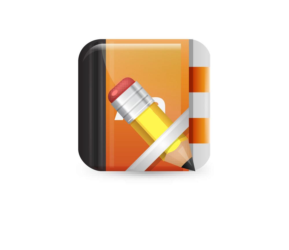 Edit Book Lite Plus Icon