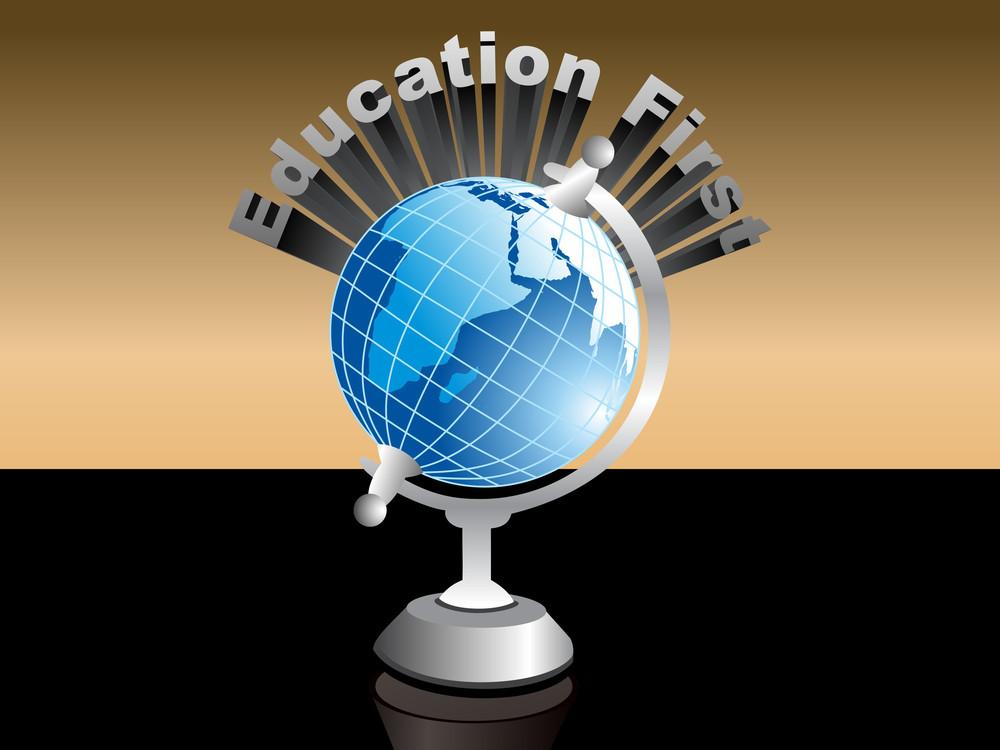Education Background With Globe