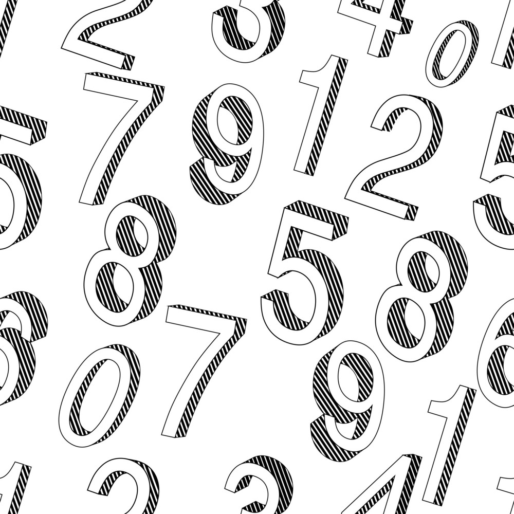 Educational Background With Numerical Numbers