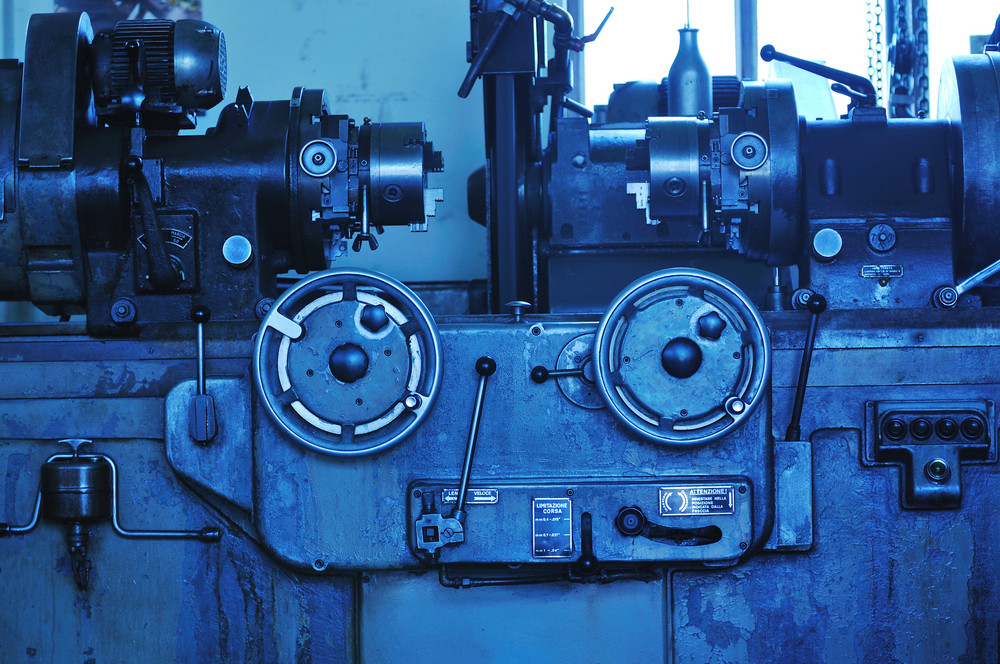 Machine metal