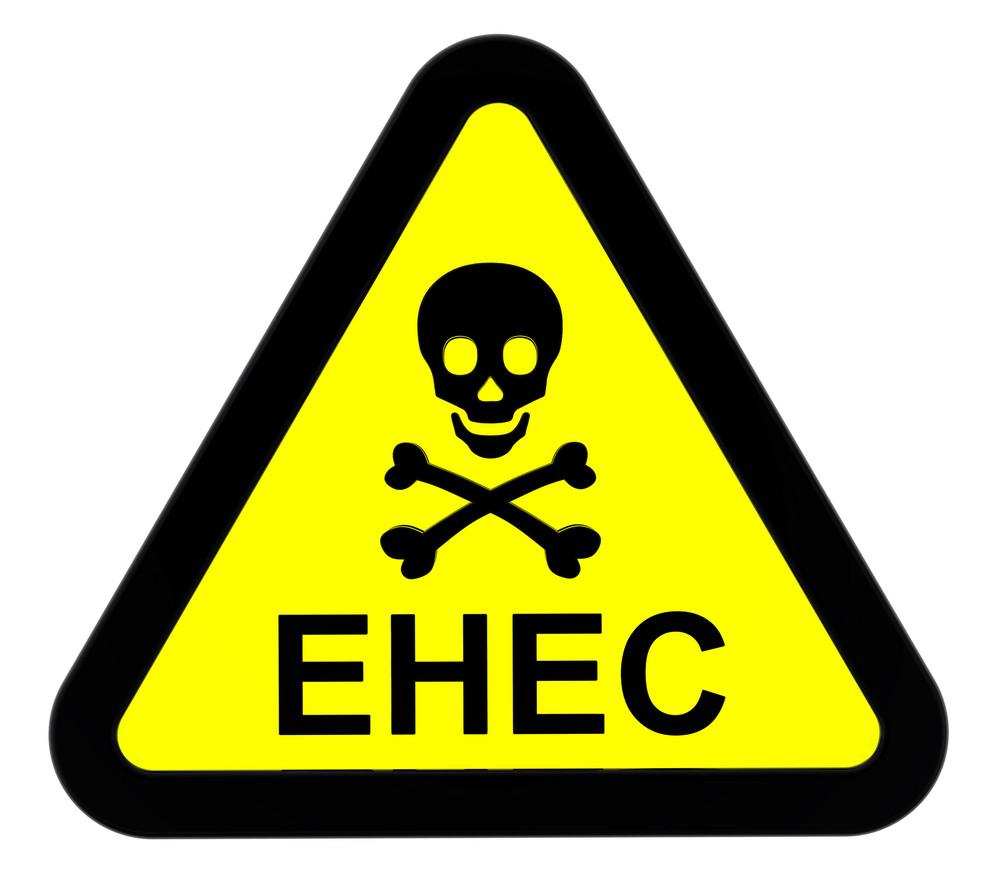 Ehec - Warning Sign.