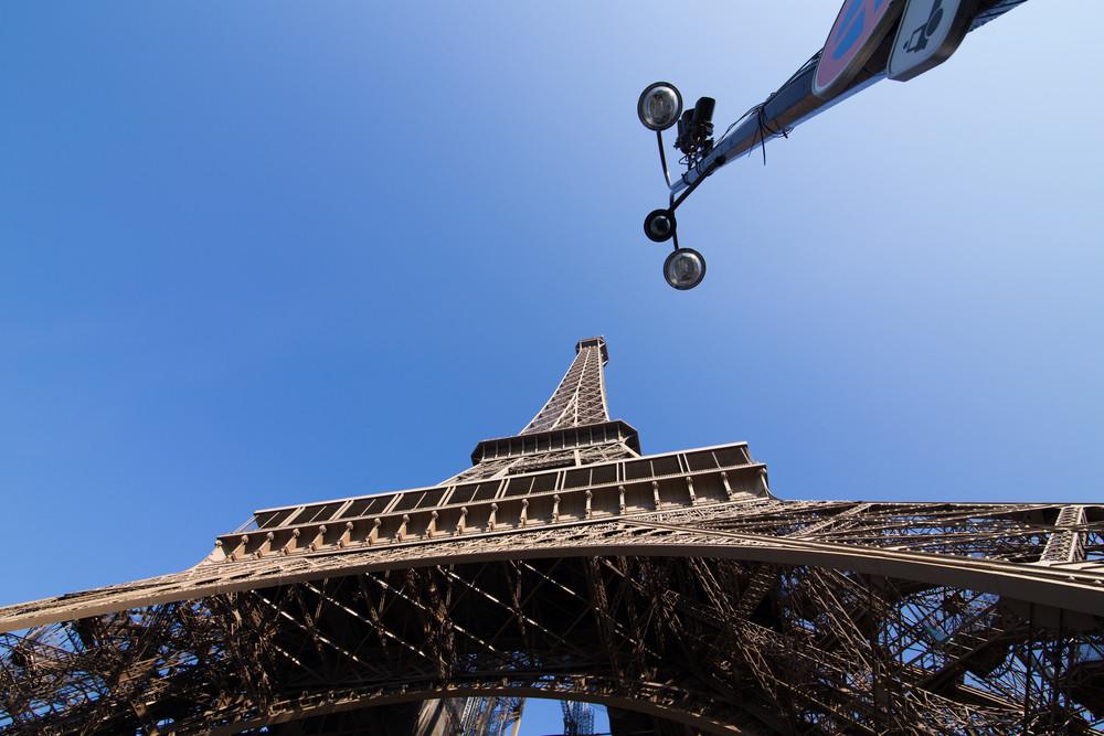 Eiffle Tower. Paris. France
