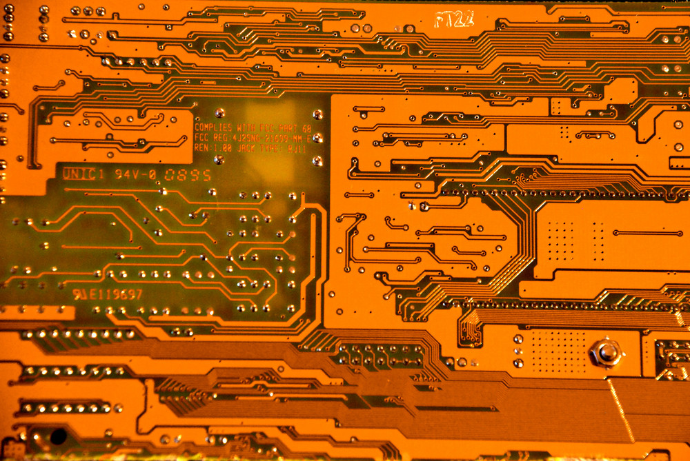 Electronics Circuit Boards 2 Texture