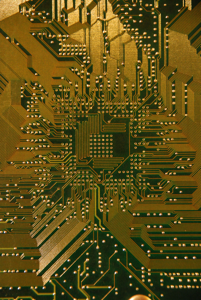 Electronics Circuit Boards 3 Texture