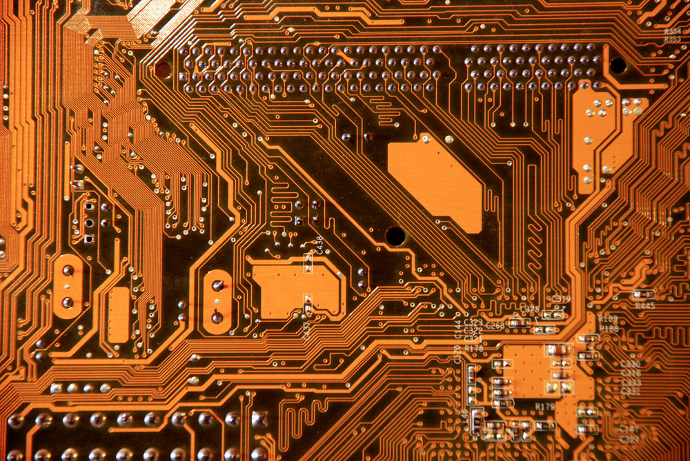 Electronics Circuit Boards 5 Texture