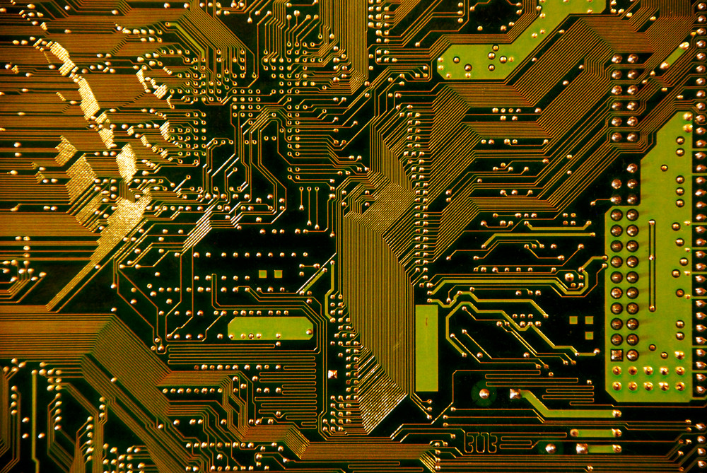 Electronics Circuit Boards 6 Texture