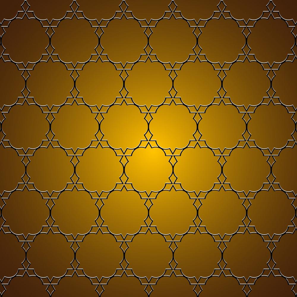 Elegant Golden Pattern
