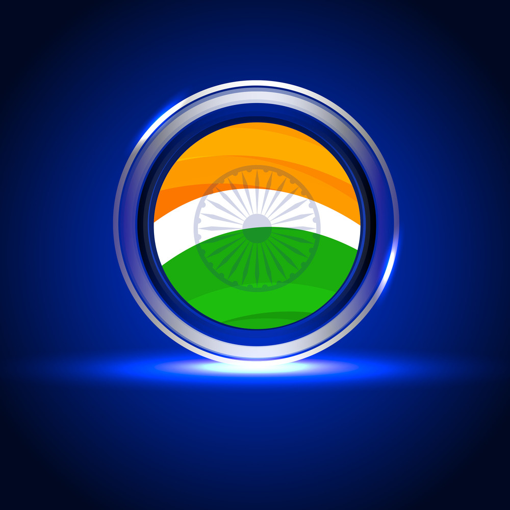 Elegant Vector Background For Independence Day And Republic Day.