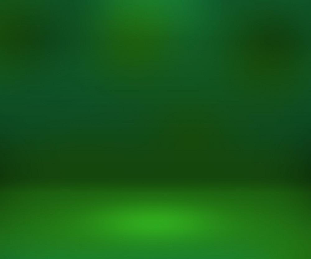 Empty Spotlight Green Room Background