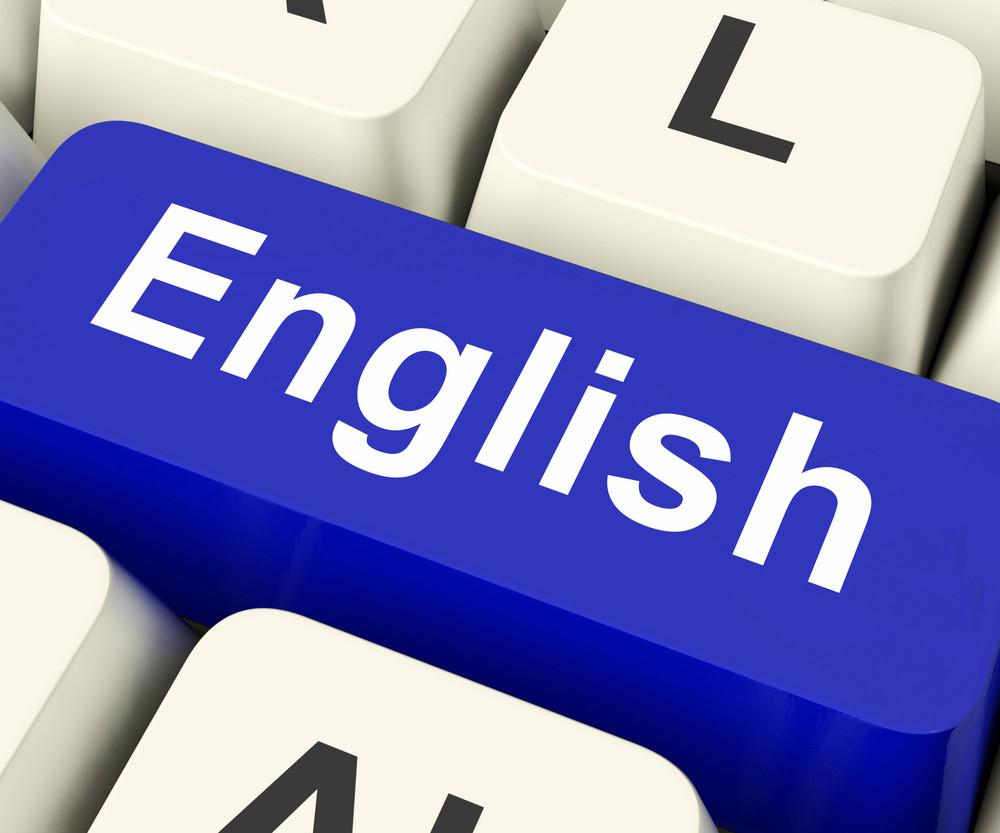 English Key Means Language
