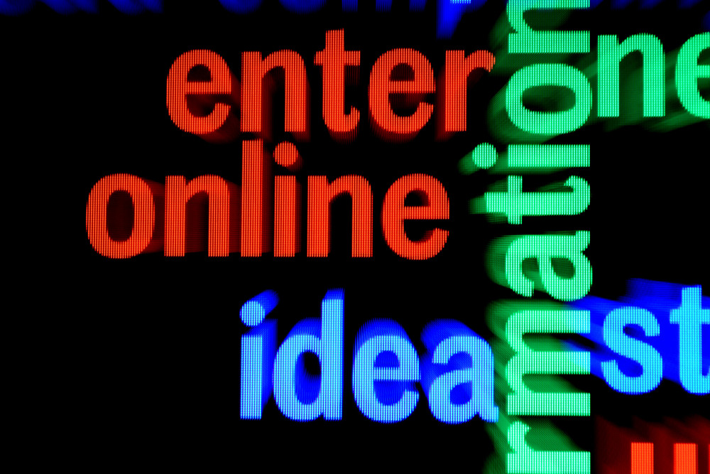 Enter Online Idea