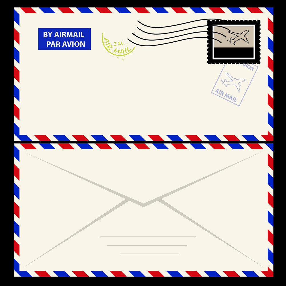 Envelopes Vector Designs