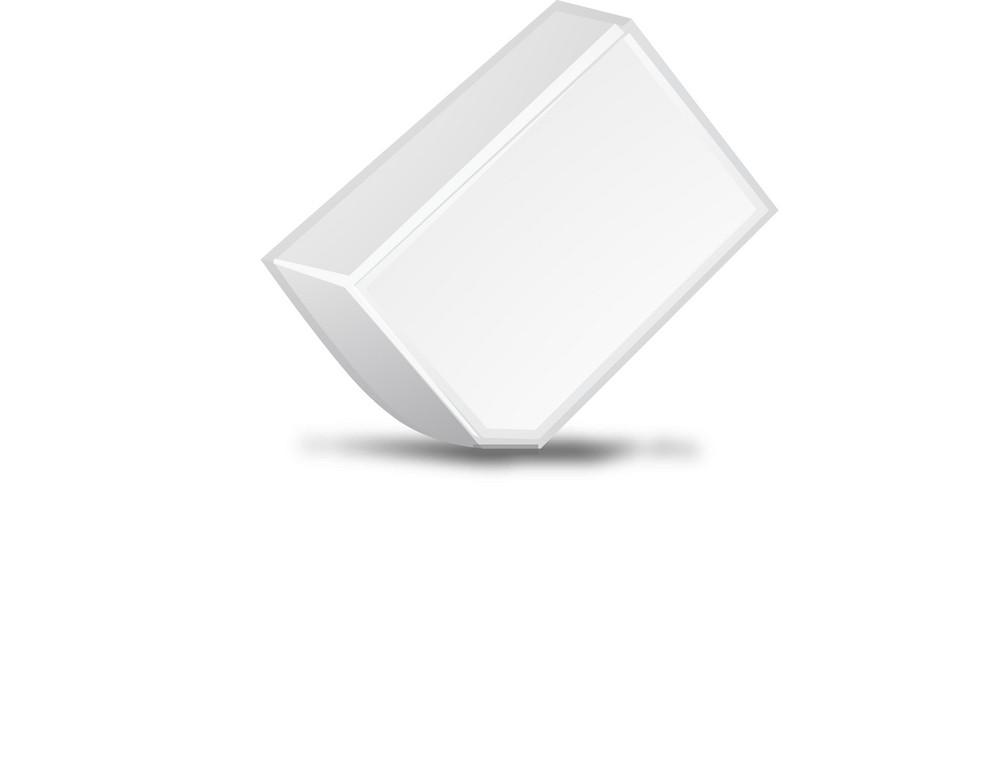 Eraser Lite Art Icon