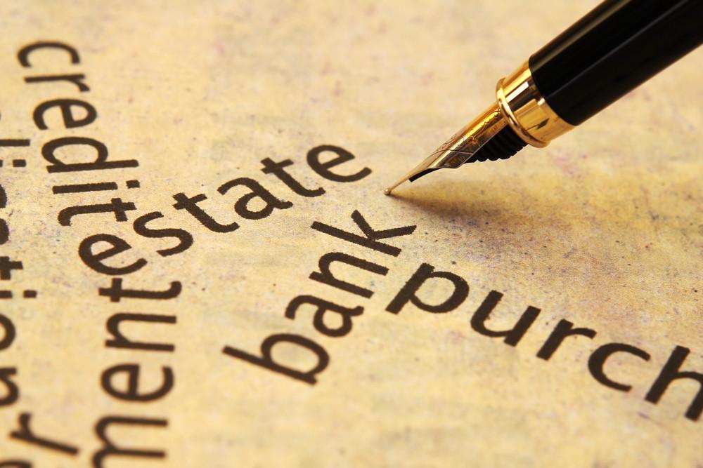 Estate Bank Concept
